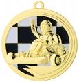 Medalis - Kartingas